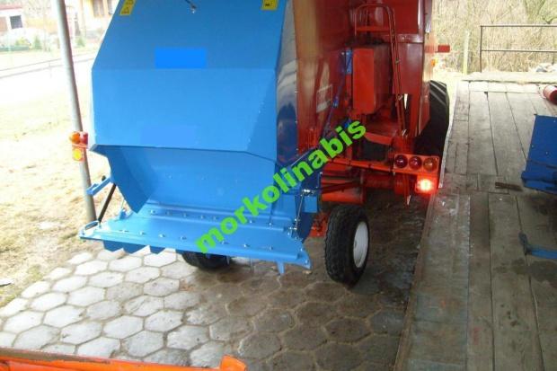 Ogłoszenie rolnicze: Rozdrabniacz słomy BizonZ-056/Z-058/Z050/Z040/Września SUPER REKORD