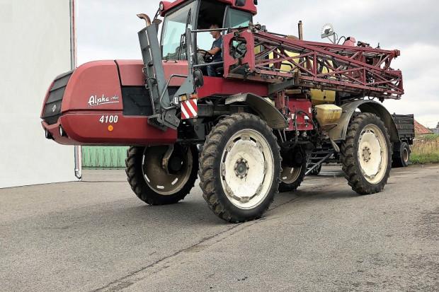 Ogłoszenie rolnicze: HARDI 4100 PLUS - GPS TRIMBLE 500 + EZ BOOM - 30 M - 2005 ROK
