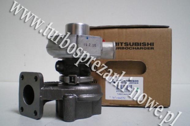 Ogłoszenie rolnicze: Kubota - Turbosprężarka MITSUBISHI  49131-05500 /  491310550