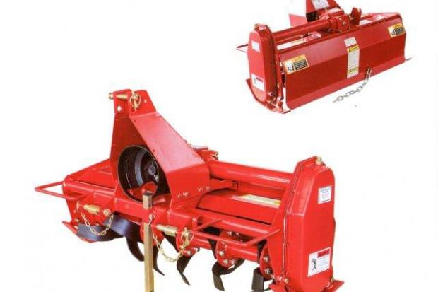 Ogłoszenie rolnicze: Lekka Glebogryzarka ciągnikowa TL105, moc min. 22 hp