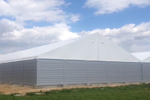 Ogłoszenie rolnicze: Protan Elmark - Hale namiotowe prosto od producenta