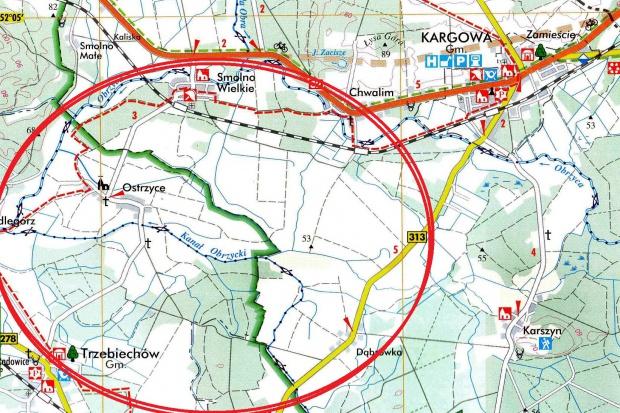 Ogłoszenie rolnicze: 5 ha w gminie Trzebiechów Kupię