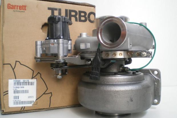 Ogłoszenie rolnicze: Case-IH - Turbosprężarka GARRETT 8.7 789500-5017S /  789500-