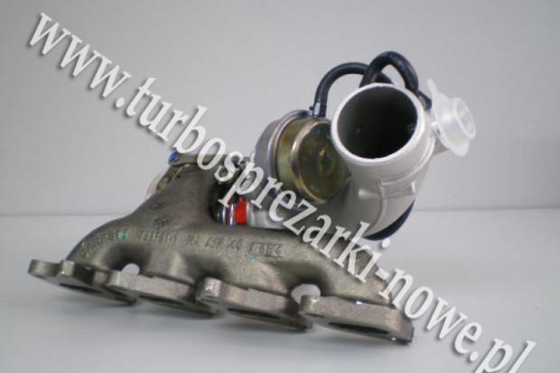 Ogłoszenie rolnicze: Chevrolet - Turbosprężarka GARRETT 1.4 TURBO ECOTEC 781504-0