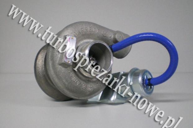 Ogłoszenie rolnicze: Case-IH - Turbosprężarka GARRETT 4.0 727262-5004S /  727262-
