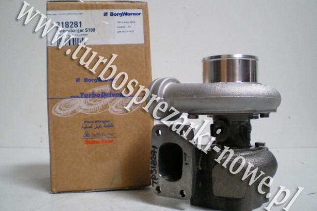Ogłoszenie rolnicze: Deutz - Turbosprężarka SCHWITZER 4.0 11539880003 /  11539700