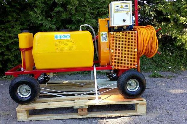 Ogłoszenie rolnicze: Opryskiwacz elektryczny /myjka 400V Polexim100E 2,2 kW
