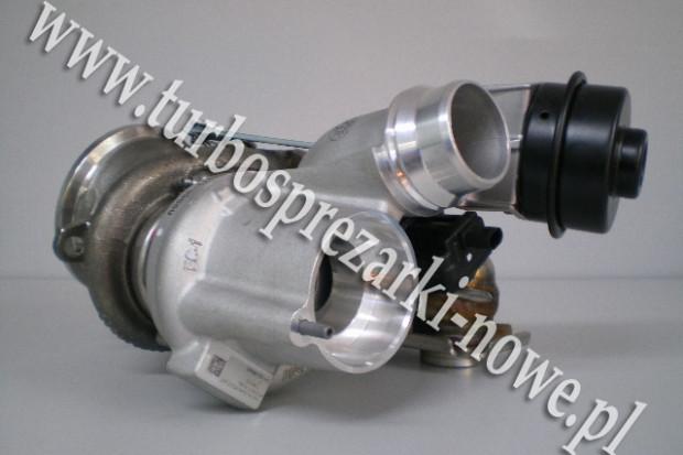 Ogłoszenie rolnicze: BMW - Turbosprężarka MITSUBISHI 2.0 49U77-02003 /  49477-020