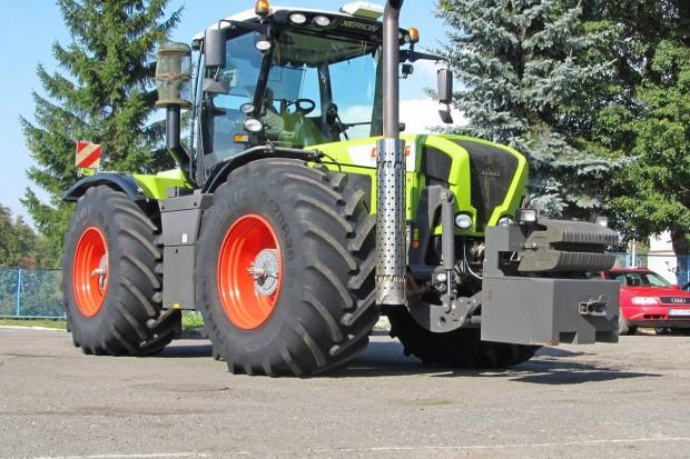 Ogłoszenie rolnicze: CLAAS XERION 3800 - AUTO PILOT - CEBIS - 2010 ROK