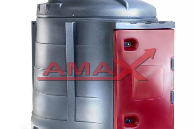 Ogłoszenie rolnicze: Zbiornik na paliwo 2500 litrów CPN diesel stacja paliw olej napędowy AMAX