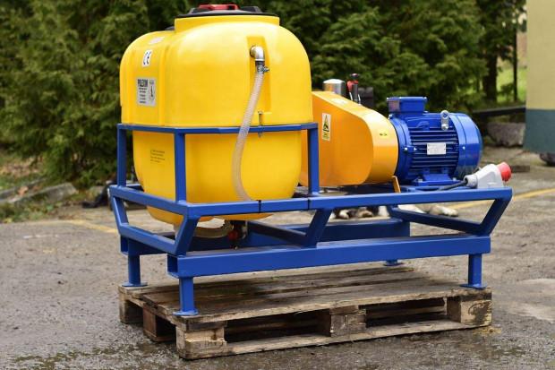 Ogłoszenie rolnicze: OPRYSKIWACZ elektryczny / myjka 400V POLEXIM200E-400V