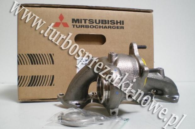 Ogłoszenie rolnicze: Nowy kolektor turbosprężarki MITSUBISHI - Audi -  1.4 TSI 49373-16980
