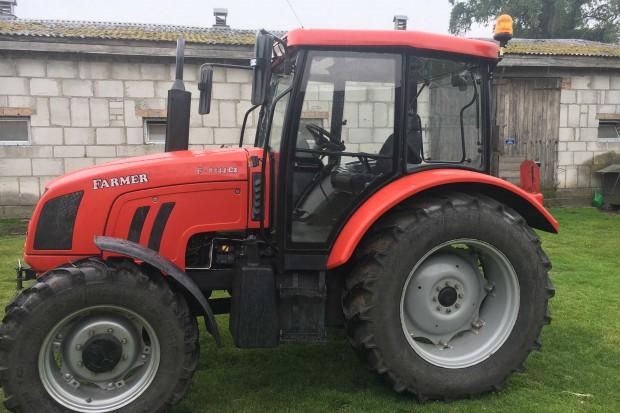 Ogłoszenie rolnicze: Sprzedam ciągnik rolniczy FARMER F 8244C
