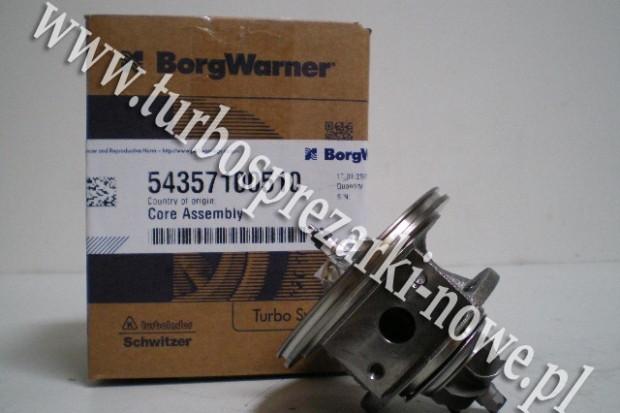 Ogłoszenie rolnicze: VW - Nowy rdzeń CHRA BorgWarner KKK  54357100510 /  5435 710