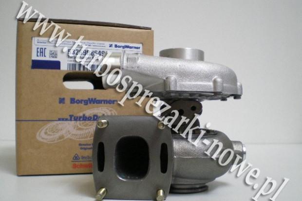Ogłoszenie rolnicze: Różne - Turbosprężarka BorgWarner KKK 4.2 53269886494 /  532