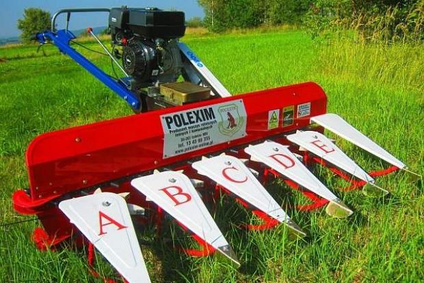 Ogłoszenie rolnicze: SAMOJEZDNA KOSIARKA ŻNIWNA DO ZBOŻA, TRZCINY, TRAWY, ZIóŁ, KUKURYDZY