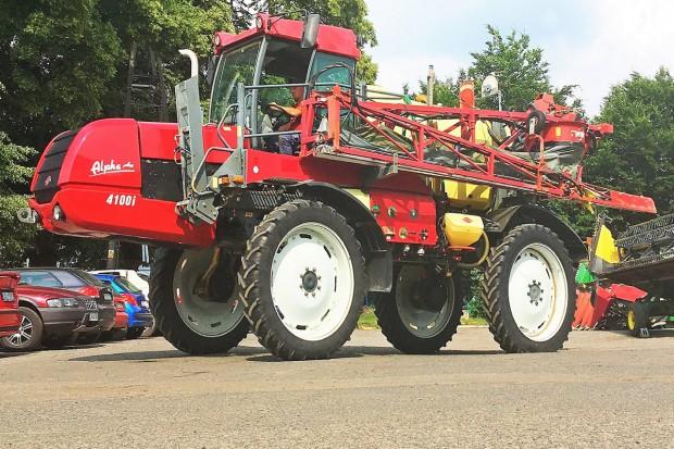 Ogłoszenie rolnicze: HARDI 4100 TWIN FORCE - AUTOPILOT - TRIMBLE CFX 750 - 24 M