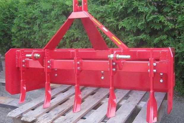 Ogłoszenie rolnicze: NIWELATOR zawieszany na tuz ciągnika, równiarka skrzyniowa,