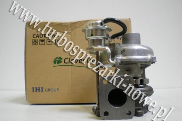 Ogłoszenie rolnicze: Kubota - Turbosprężarka IHI  CK35 /  F31CAD-S0152B /  F31CAD-S0152G /