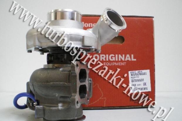 Ogłoszenie rolnicze: Scania - Turbosprężarka GARRETT 12,7 L 852915-0001 /  852915