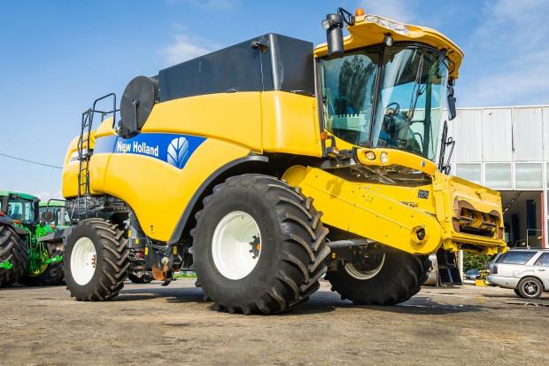 Ogłoszenie rolnicze: NEW HOLLAND CX 8080 -2013 ROK - VARIO 7,5 M + CORN POWER 8-70 CM