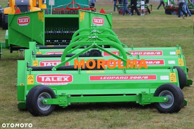 Ogłoszenie rolnicze: Kosiarka rozdrabniacz bijakowa LEOPARD do kukurydzy nieużytków traw