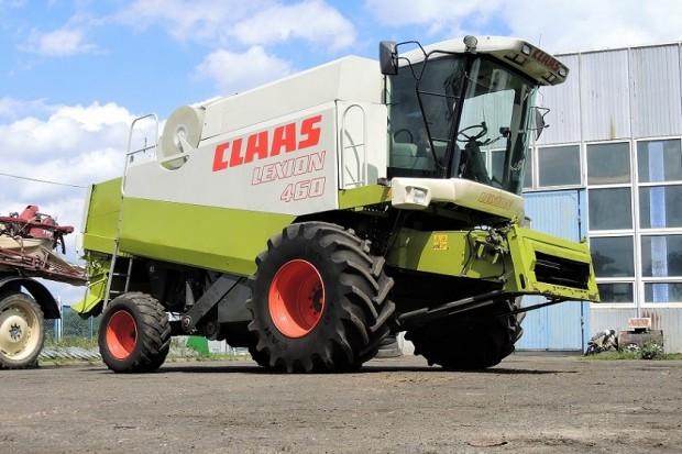 Ogłoszenie rolnicze: CLAAS LEXION 460 - 1999 ROK
