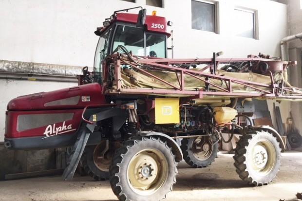 Ogłoszenie rolnicze: HARDI 2500 TWIN FORCE - 24 M - 2001 ROK