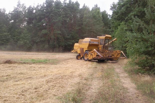 Ogłoszenie rolnicze: Kombajn zbożowy Sampo Rosenlew 650