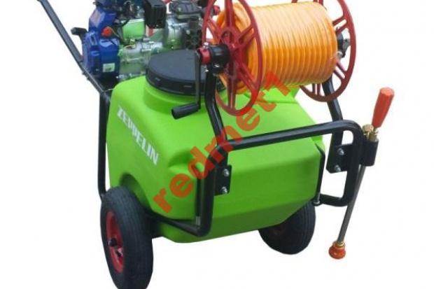 Ogłoszenie rolnicze: Opryskiwacz taczkowy model OPST3-100S (2.5HP)