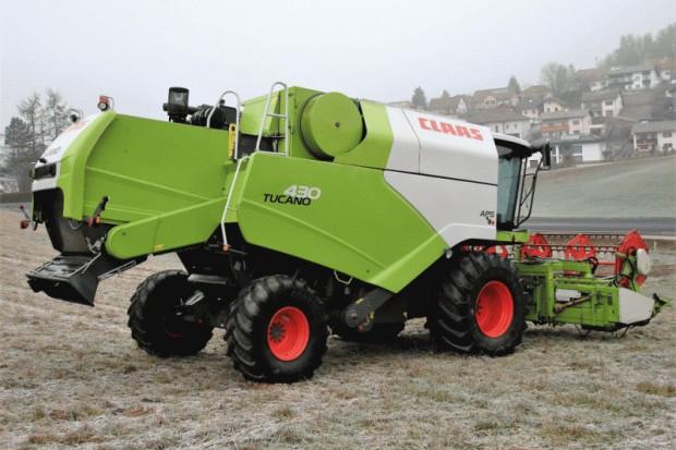 Ogłoszenie rolnicze: CLAAS TUCANO 430 APS 4X4 - 5,4 M - 2009 ROK