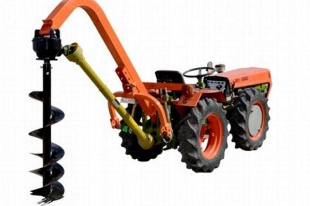 Ogłoszenie rolnicze: Wiertnica ciągnikowa Model: WCL50 Profi - solo