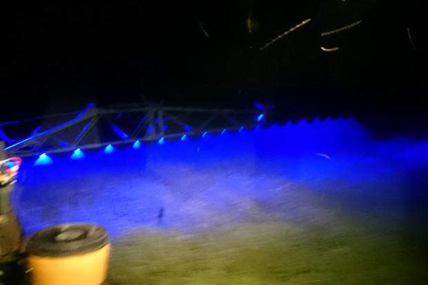 Ogłoszenie rolnicze: Lampy LED do opryskiwacza - zestaw (niebieskie)