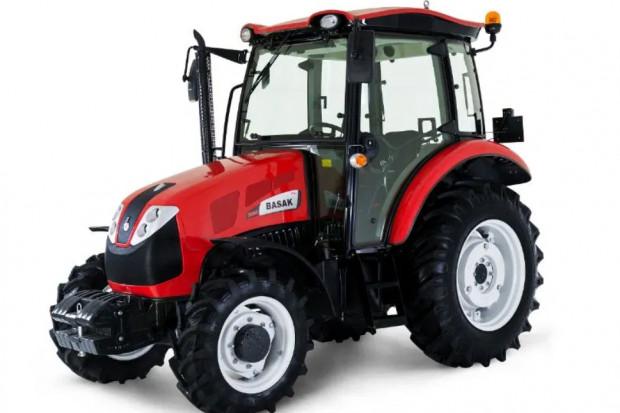 Ogłoszenie rolnicze: Ciągnik rolniczy 58 KM BASAK 2060