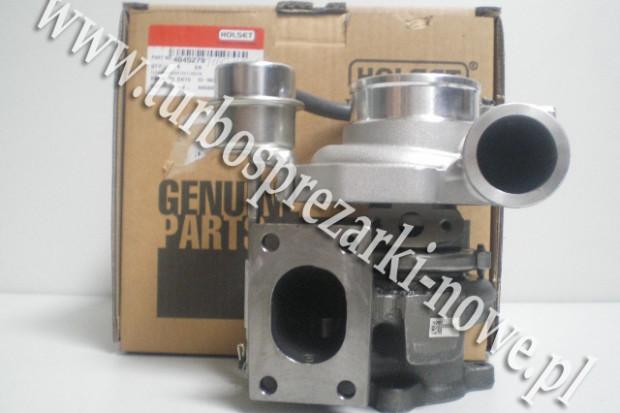 Ogłoszenie rolnicze: Iveco - Turbosprężarka HOLSET  4033251 /  4033251H /  404527