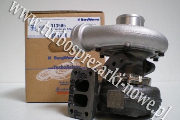 Ogłoszenie rolnicze: Deutz Fahr - Turbosprężarka SCHWITZER 4.8 313505 /  313488 /