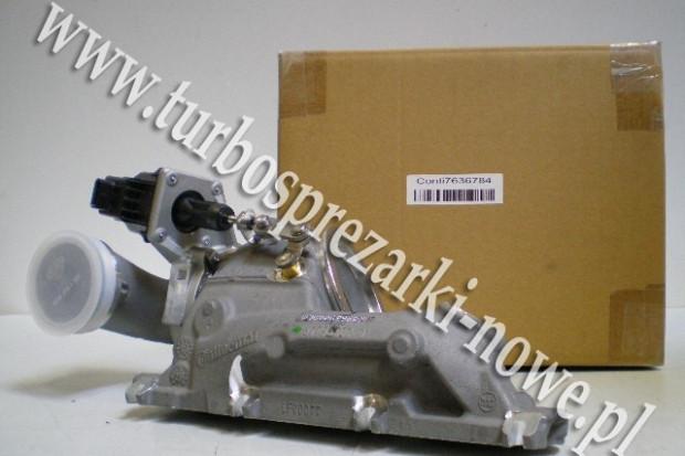 Ogłoszenie rolnicze: BMW - Nowa turbosprężarka Continental  11657636784 /  763678