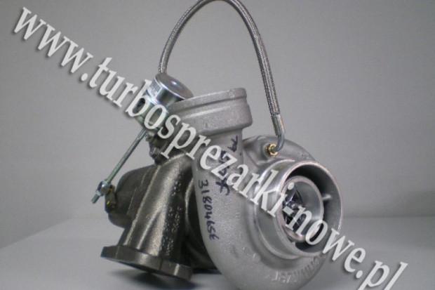 Ogłoszenie rolnicze: Deutz - Turbosprężarka BorgWarner KKK  12649880002 /  126497