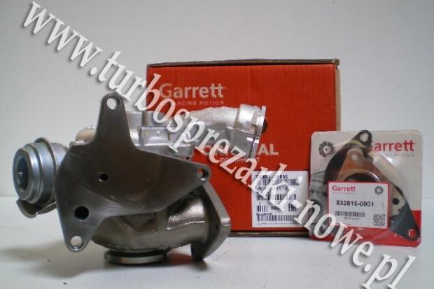 Ogłoszenie rolnicze: VW - Turbosprężarka GARRETT 2.5 TDI 760699-0002 /  760699-00