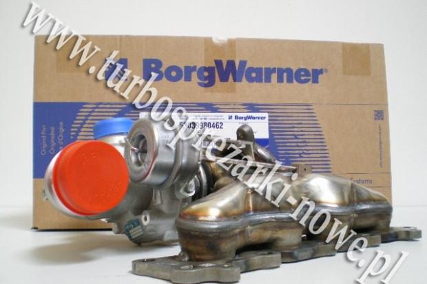 Ogłoszenie rolnicze: Ford - Turbosprężarka BorgWarner KKK 2.0  53039700342 /  53039700462 /