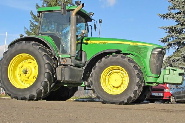 Ogłoszenie rolnicze: CIĄGNIK JOHN DEERE 8420 POWERSHIFT - 300 KM - 2003 ROK