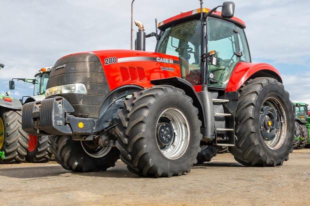 Ogłoszenie rolnicze: CASE MAGNUM 280 - GPS - AUTOPILOT