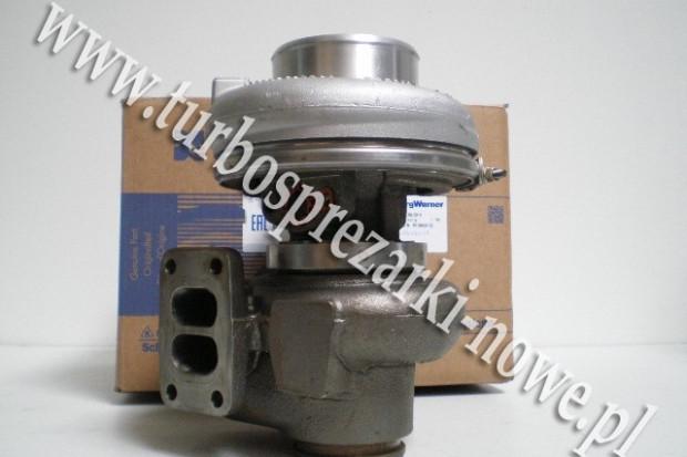 Ogłoszenie rolnicze: Fiat - Turbosprężarka BorgWarner KKK 6.7 12709880163 /  1270