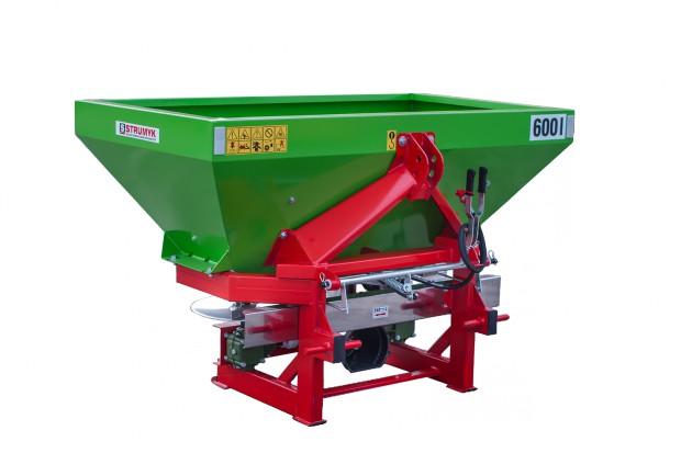 Ogłoszenie rolnicze: Rozsiewacz nawozów TYTAN 800L