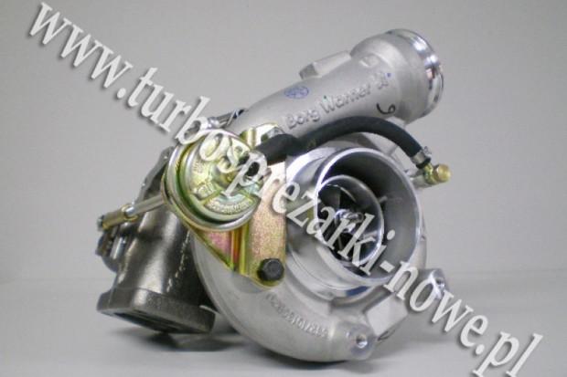 Ogłoszenie rolnicze: Deutz - Turbosprężarka BorgWarner KKK 7.1 12709880013 /  12709700013 /