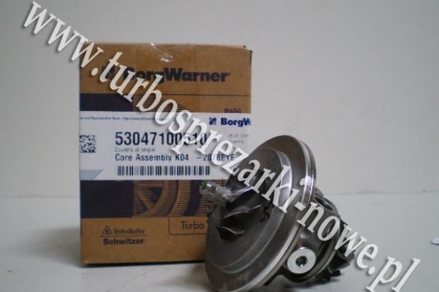 Ogłoszenie rolnicze: Audi - Rdzeń CHRA BorgWarner KKK 2.7 53047100510 /  53049880