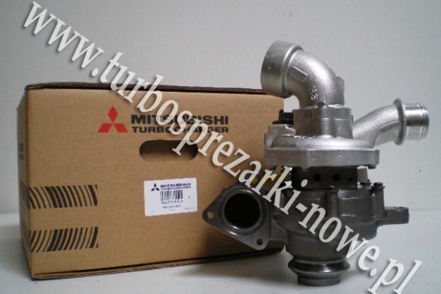 Ogłoszenie rolnicze: Citroen - Turbosprężarka MITSUBISHI 2.2 49477-01000 /  49477