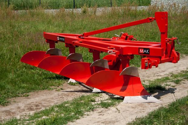 Ogłoszenie rolnicze: Pług zagonowy MAK40 U128/3ZWs ! Transport gratis!! Okazja!