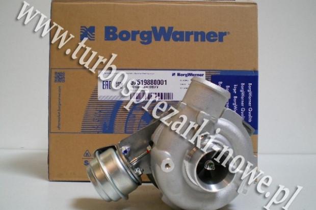 Ogłoszenie rolnicze: BMW - Nowa turbosprężarka firmy BorgWarner KKK 3.0 575198800