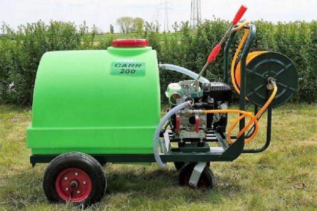 Ogłoszenie rolnicze: Opryskiwacz wózkowy OPST4 - CAR 200S